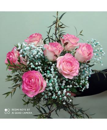 """Букет """"Вдохновение"""" из роз"""